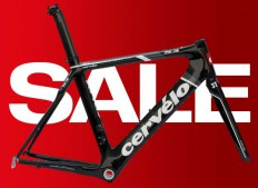 Cervélo sale now on at Leatherhead